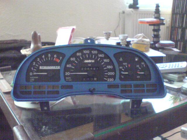Der Astra im Umbau Dsc00220