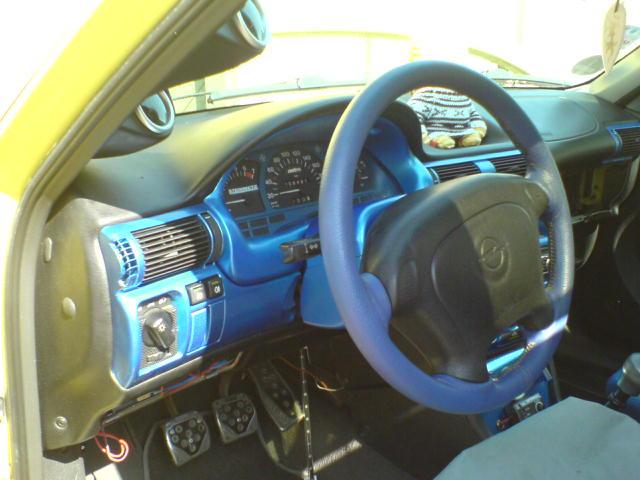 Der Astra im Umbau Dsc00221