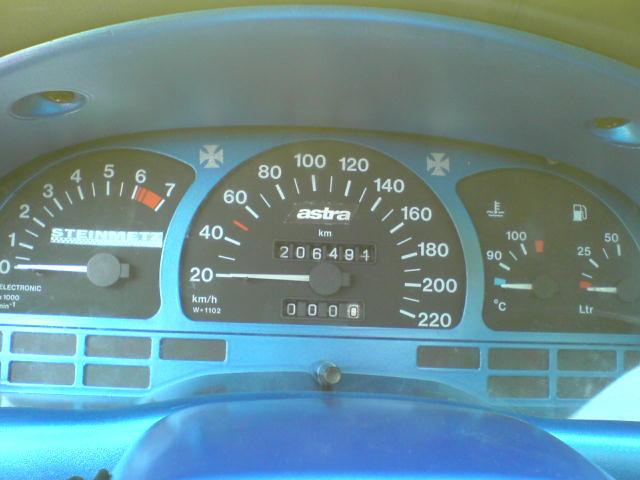 Der Astra im Umbau Dsc00222