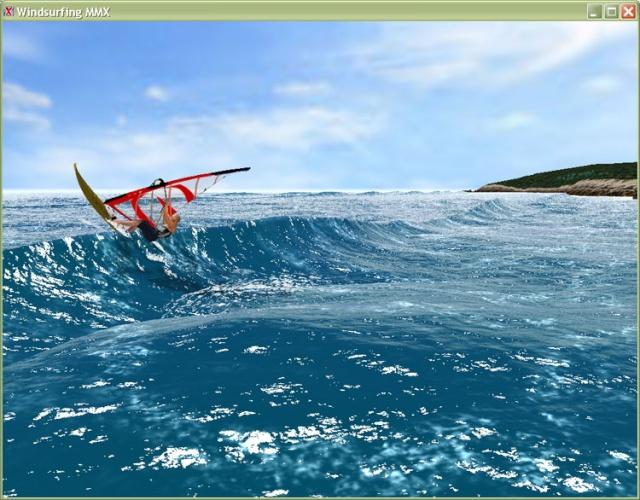 Nouvelle version de Windsurfing the game Screen10