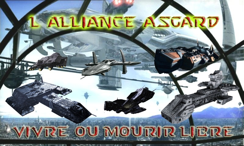 L'alliance Asgard