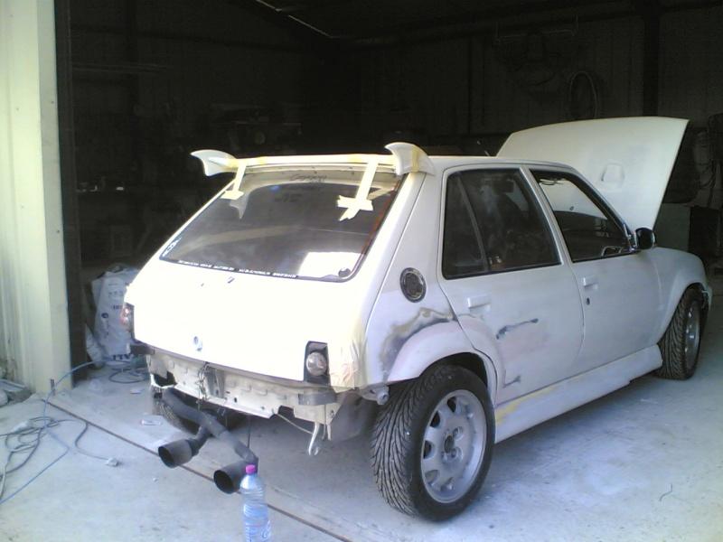 Peugeot 205 by nac26jej 05102011