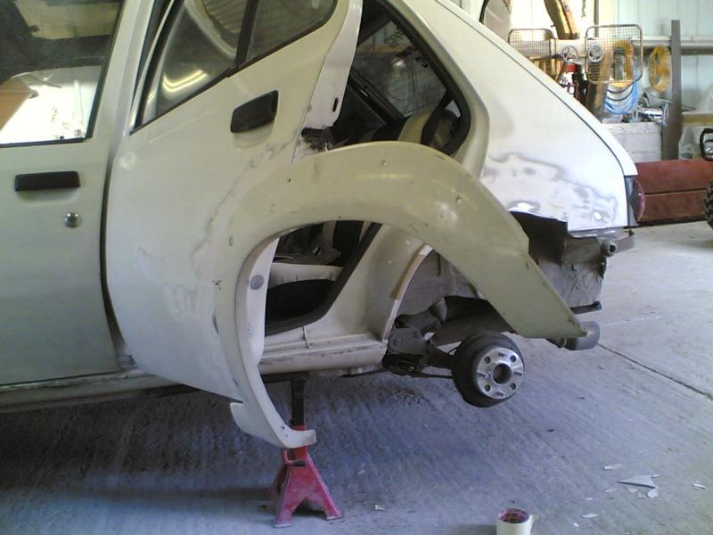 Peugeot 205 by nac26jej 21042011