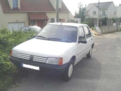 Peugeot 205 by nac26jej Titine10