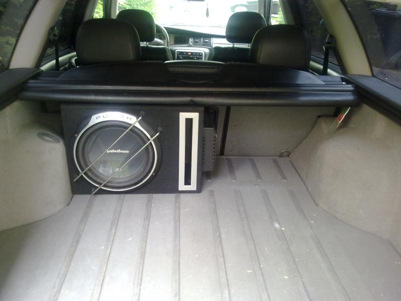 Slider´s Vectra B Sport Caravan 10062010