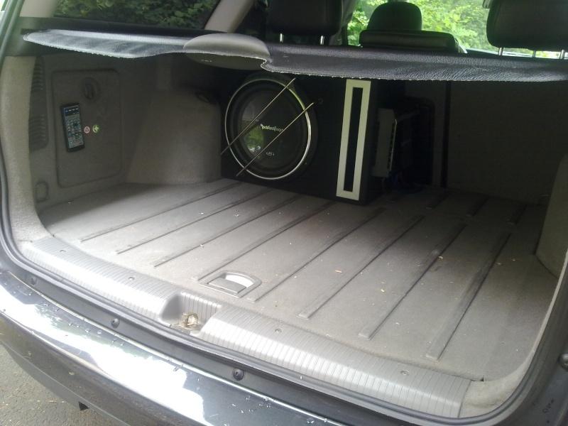 Slider´s Vectra B Sport Caravan 10062011