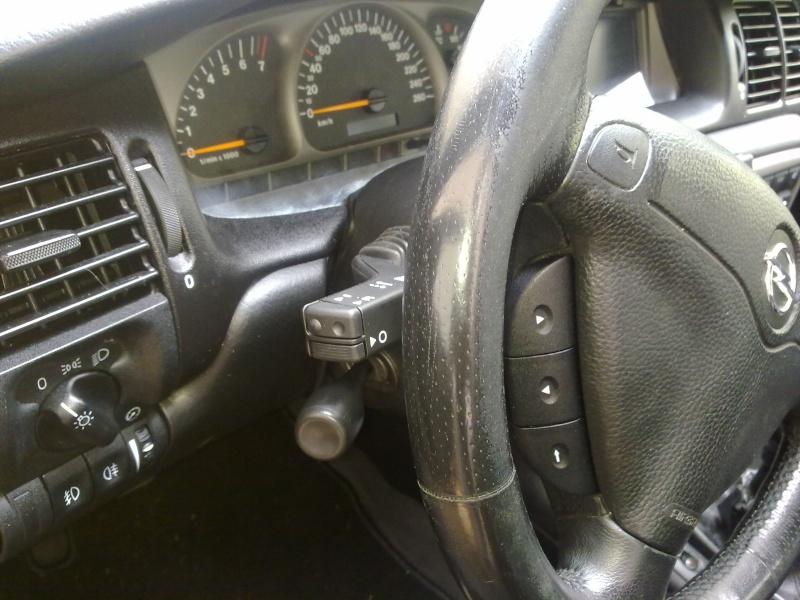 Slider´s Vectra B Sport Caravan 12052010