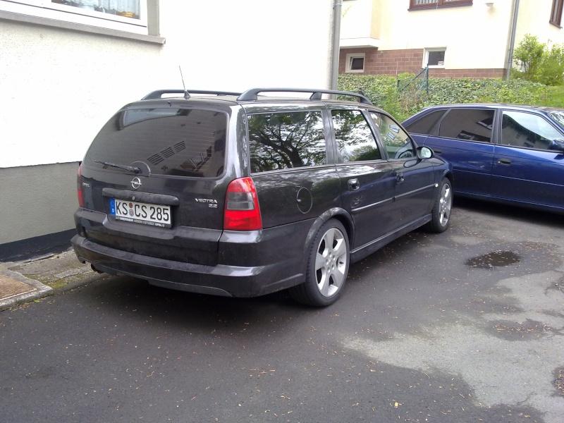 Slider´s Vectra B Sport Caravan 15052011