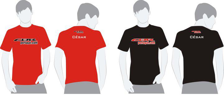 TShirts CBRportugal.com 18156410