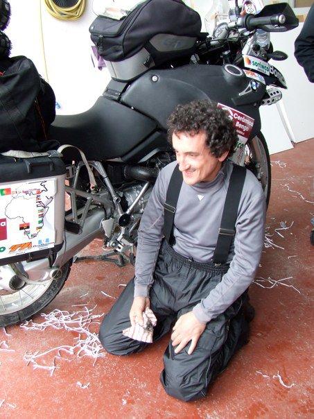 Portugal - Angola Tricontinental Solo J Ride 30165_12