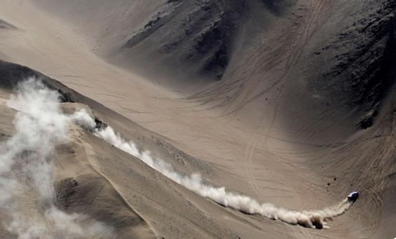 Fotos Fantásticas do Dakar 2010 Dakar210