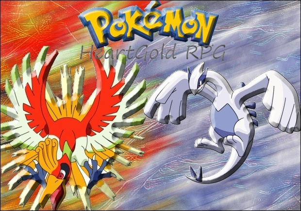 Pokemon HeartGold RPG