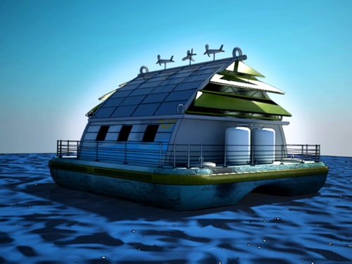 wangbu: Bahay Kubo of the Future Design Competition (code 3=K(u)abol house) Wip_b12