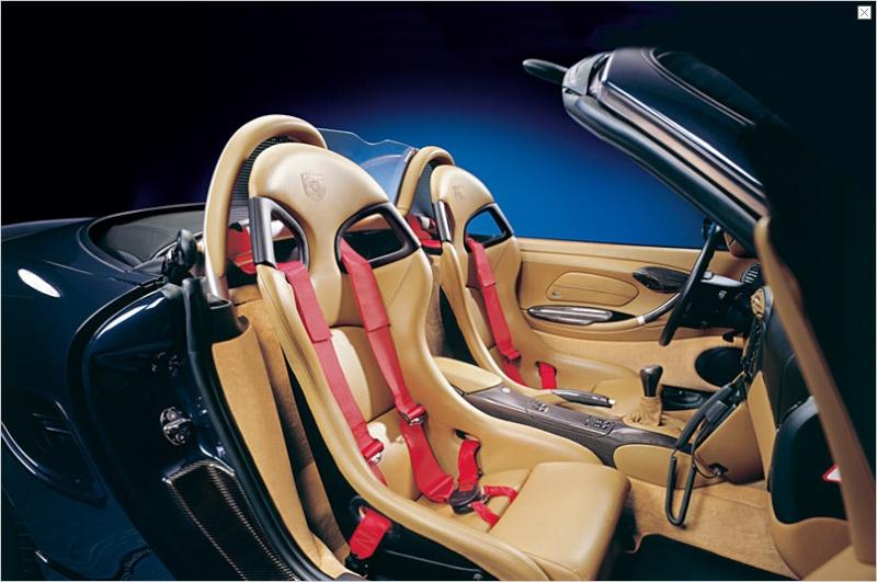 Sièges baquets GT3 Zoom10