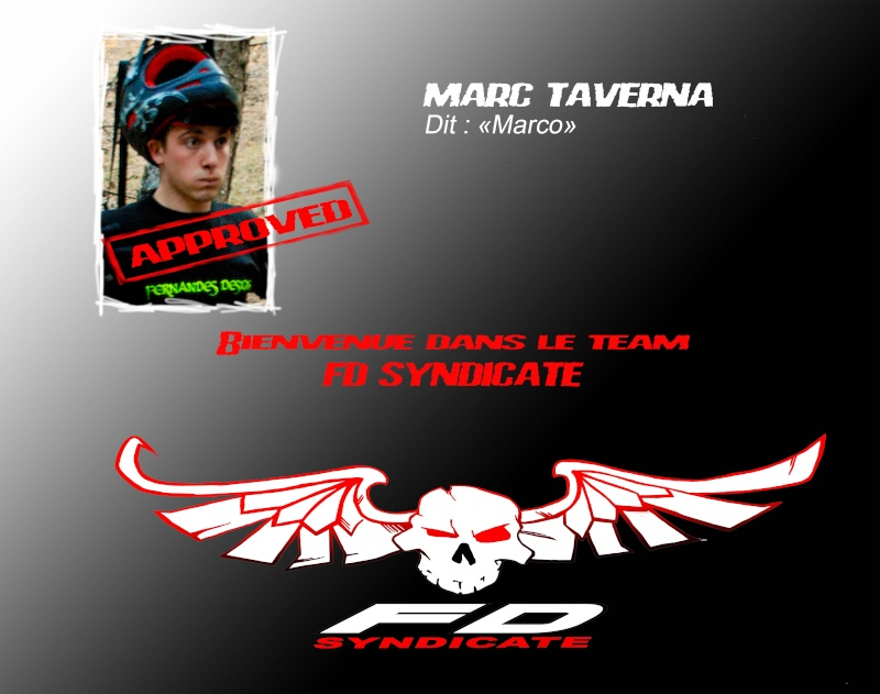 Le team syndicate Marco11