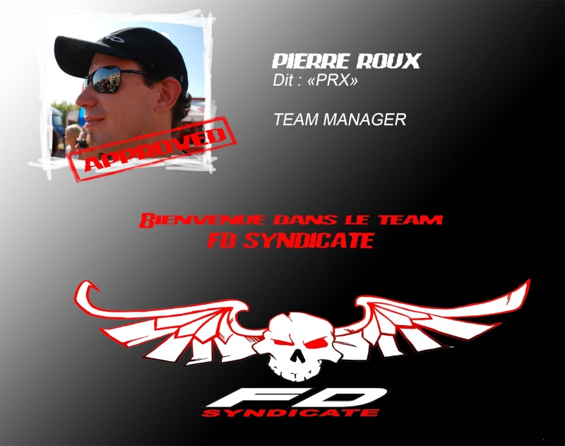 Le team syndicate Pierre10