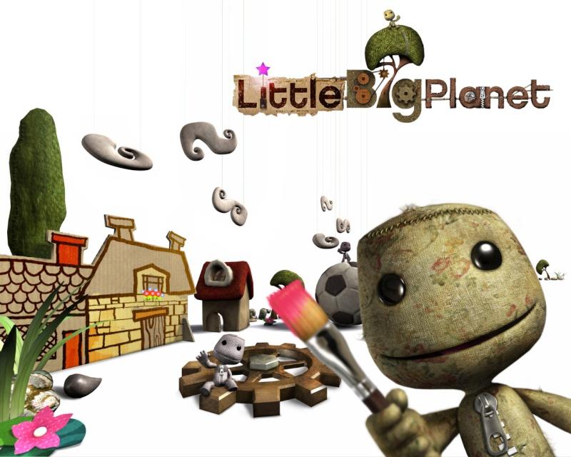 Little Big Planet II : Les Sacboy sont de retour !!! Little10