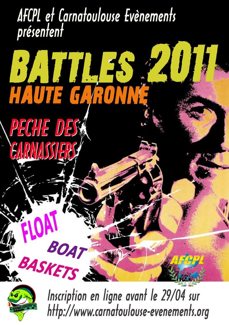 Battles AFCPL Haute-Garonne édition 2011 Battle10