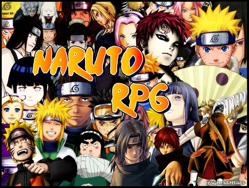 Narutorp-RPG, o Melhor...