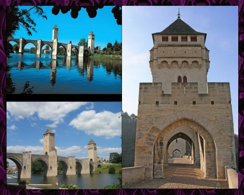 Le Pont Valentré (Cahors, Lot) Sans_t26