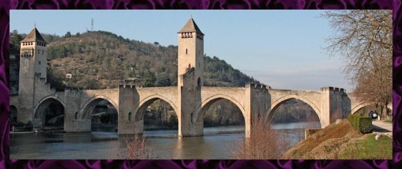 Le Pont Valentré (Cahors, Lot) Valent11