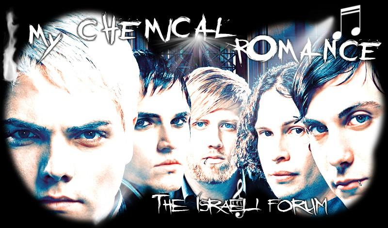 My Chemical Romance - Israeli Forum