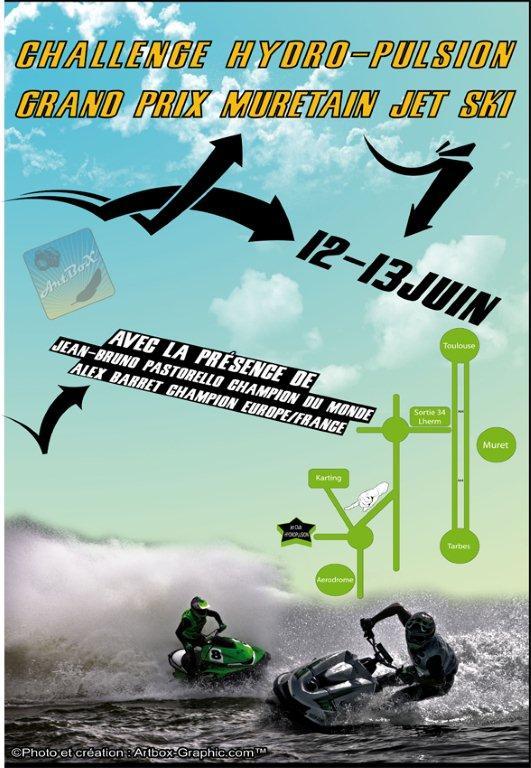CHALLENGE HYDRO PULSION Muret210