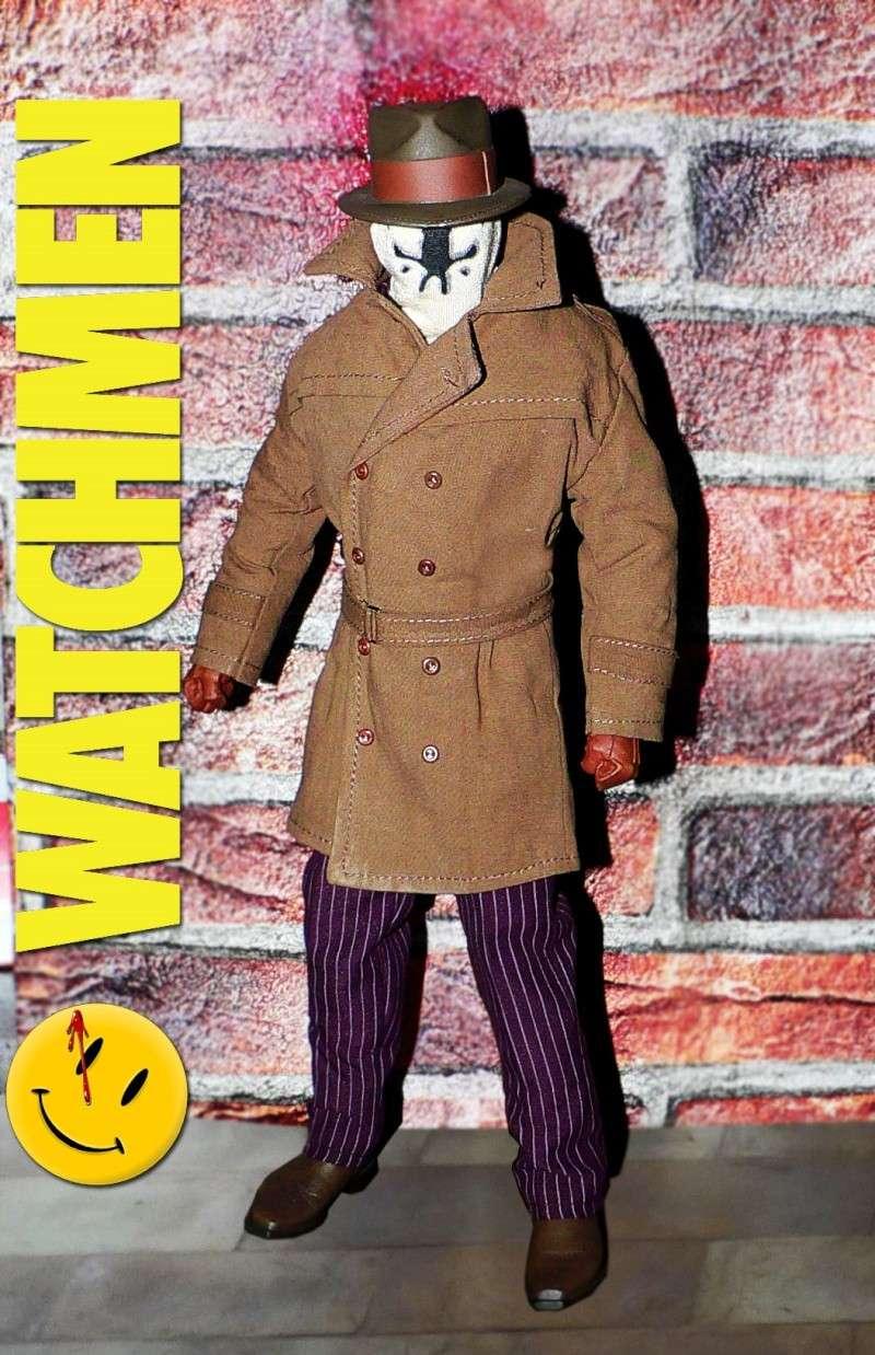 DC DIRECT: Watchmen Rorschach Watchm10
