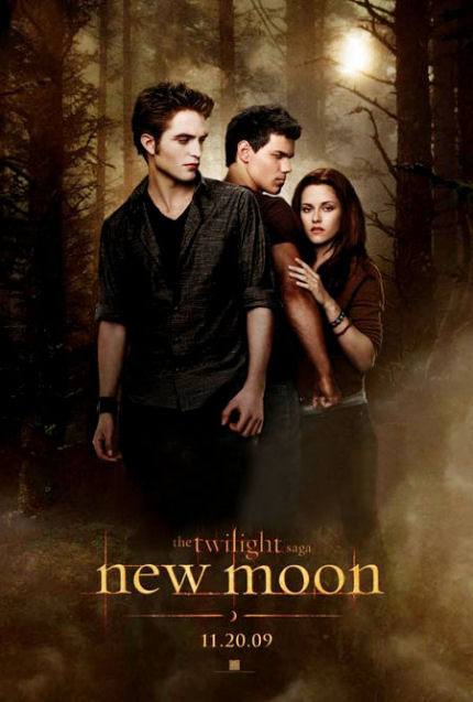 Affiches de New Moon (+ officielle) New-mo10