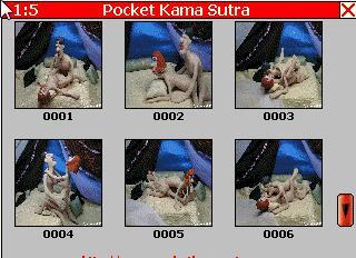 Pocket KamaSutra Screen21