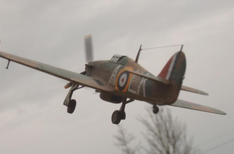 [airfix] Hawker hurricane MKI Hurric10