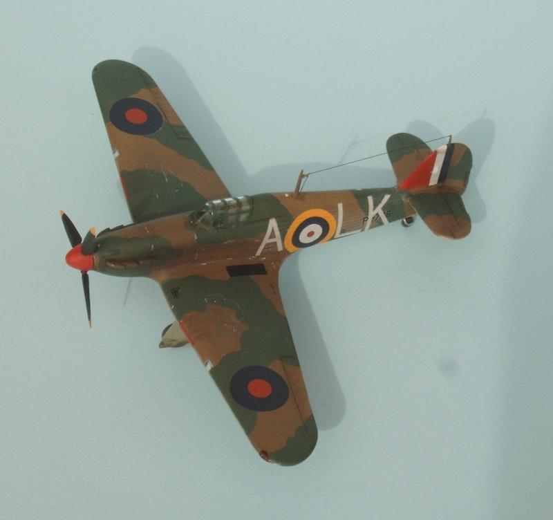 [airfix] Hawker hurricane MKI Hurric11