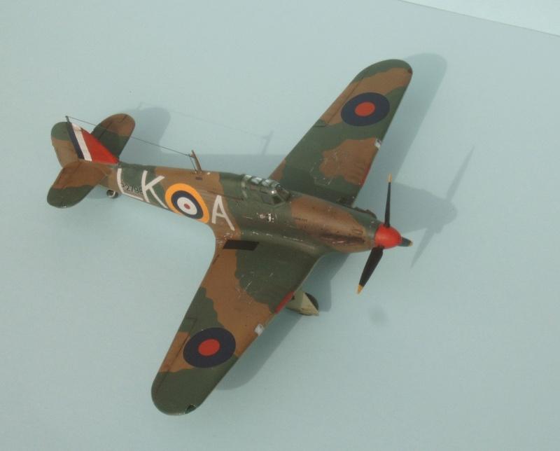 [airfix] Hawker hurricane MKI Hurric13