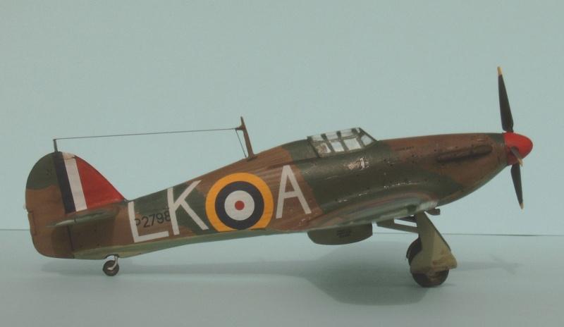 [airfix] Hawker hurricane MKI Hurric14