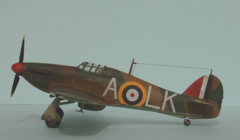 [airfix] Hawker hurricane MKI Hurric15