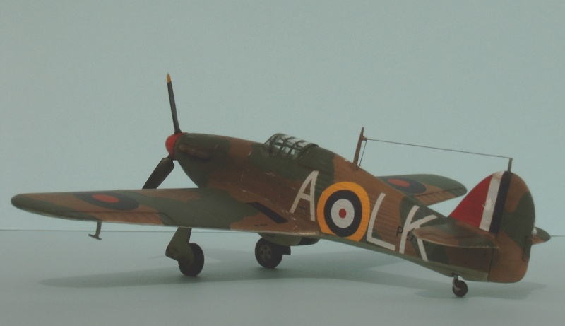 [airfix] Hawker hurricane MKI Hurric16