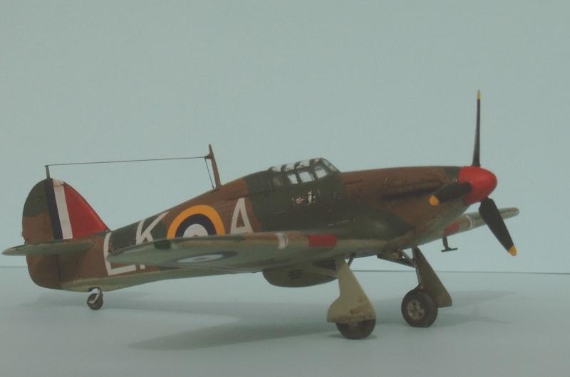 [airfix] Hawker hurricane MKI Hurric18