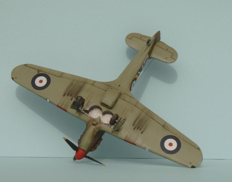 [airfix] Hawker hurricane MKI Hurric21