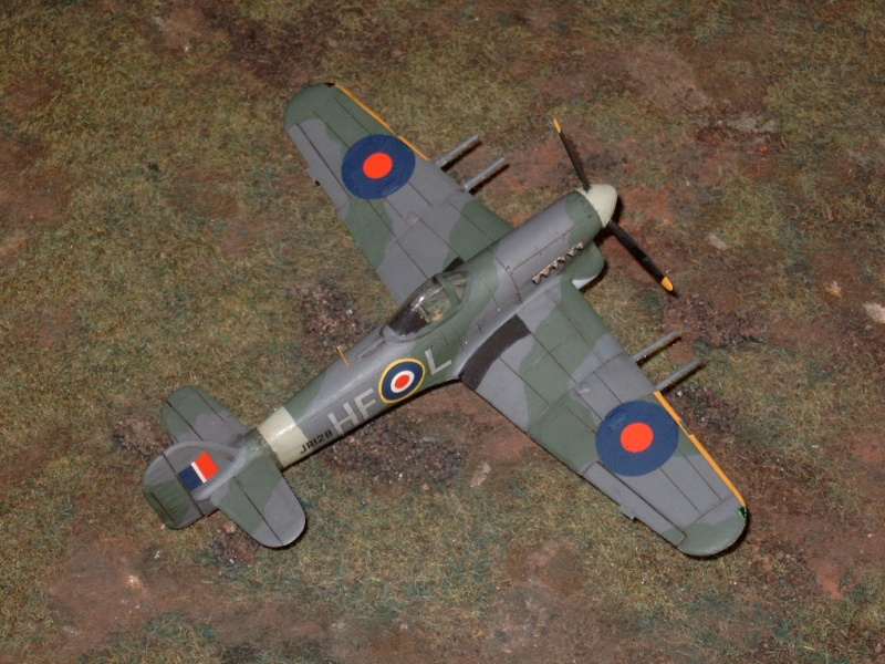 [Airfix] Hawker Typhoon Typhon14
