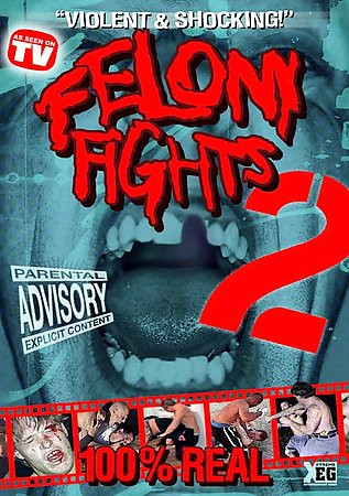 Coleccion Completa Felony Fights 5/5. 24813210