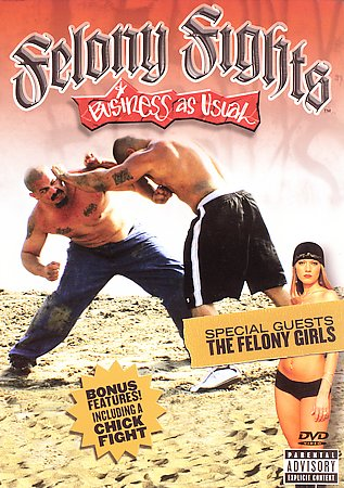 Coleccion Completa Felony Fights 5/5. 56945210