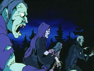 Dracula Largometrage anime 1981 [Yami no Teisou Kyuuketsuki] Cap00710