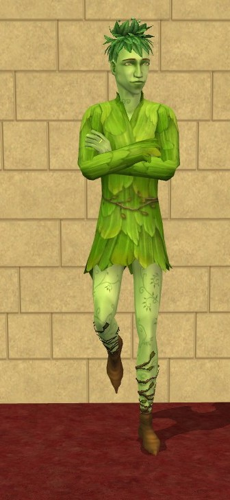 Comment devenir les differentes creatures dans les sims 2 Vegesi10