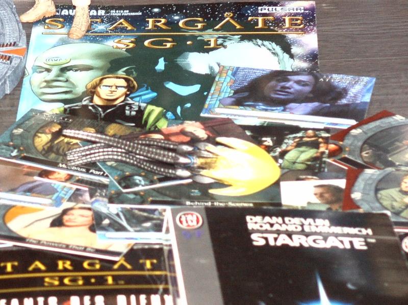Stargate Convention (21-22 février 2009) - Page 2 Dscf0818