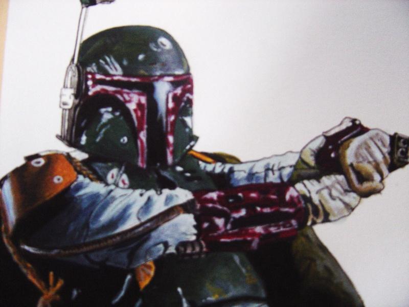 Ma premiere peinture acrylique . Dsc00814