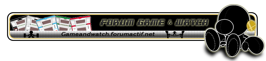 Game and Watch - Forum