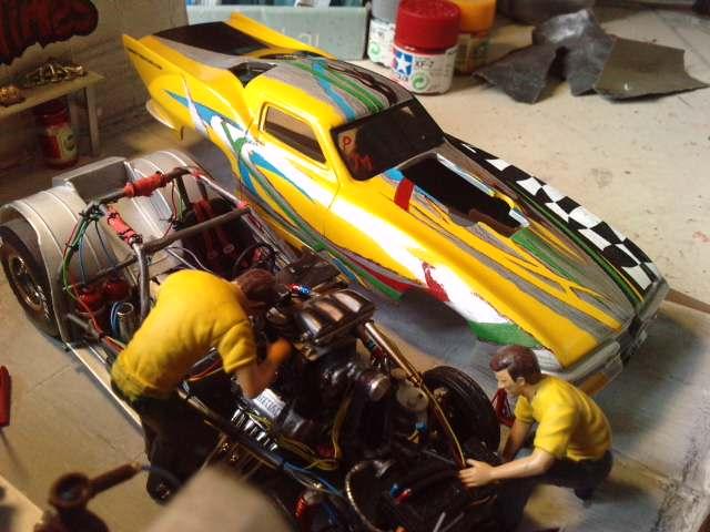 corvette pro mod P1202129