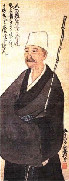 მაცუო ბასიო -  松尾芭蕉 Basho_10