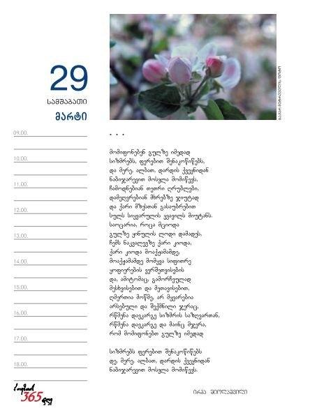 ირმა შიოლაშვილი Poezii10