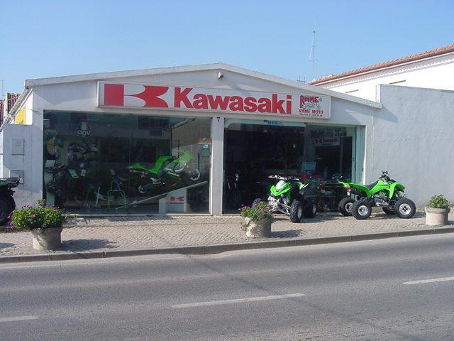 RAME MOTO - Oficina e Concessionário da Kawasaki Rame10